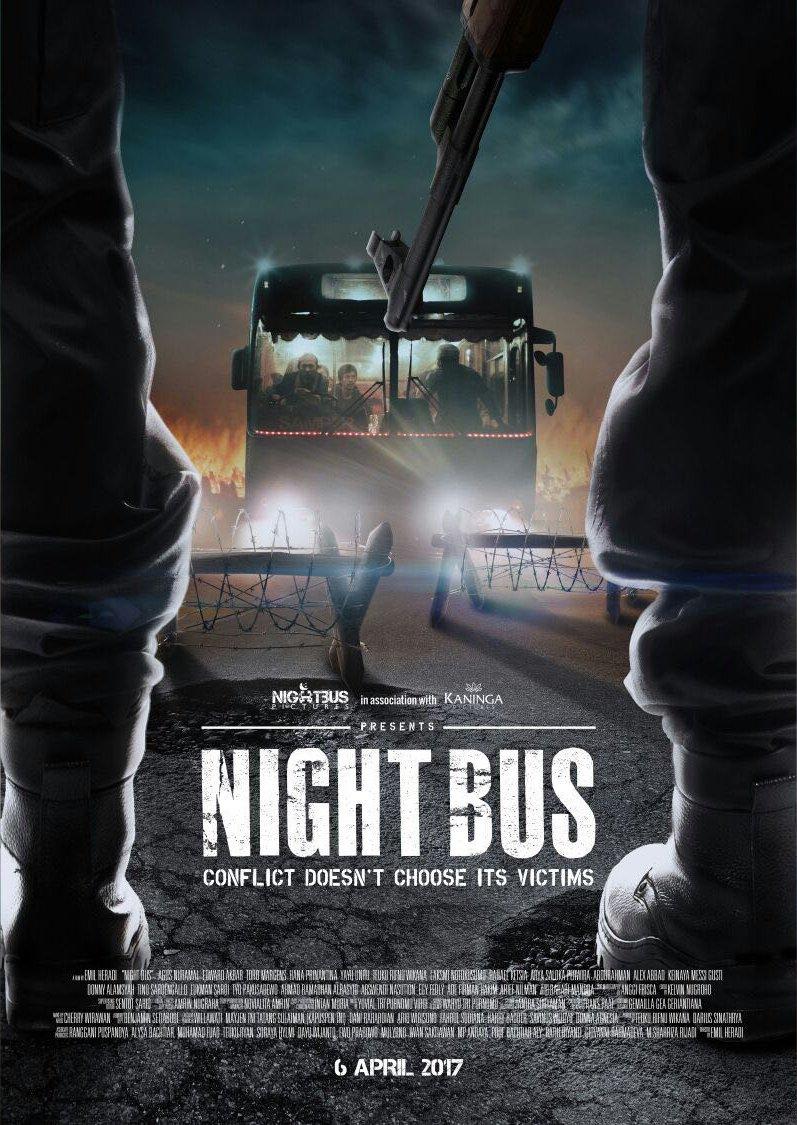 Filmania: Preview Film: Night Bus (2017)