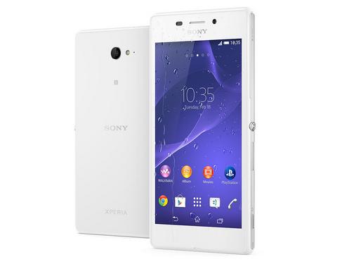 Spesifikasi dan Harga Sony Xperia M2 Aqua D2403 Terbaru