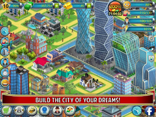 City Island 2 Building Story 2.2 7 Mod Apk Unlimited Money & Gold
