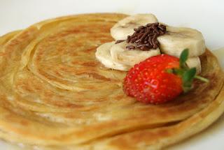 Resep Cara Membuat Roti Maryam Empuk Sederhana