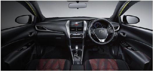 Desain Interior Toyota Yaris