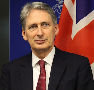Picture of Philip Hammond , Chancellor