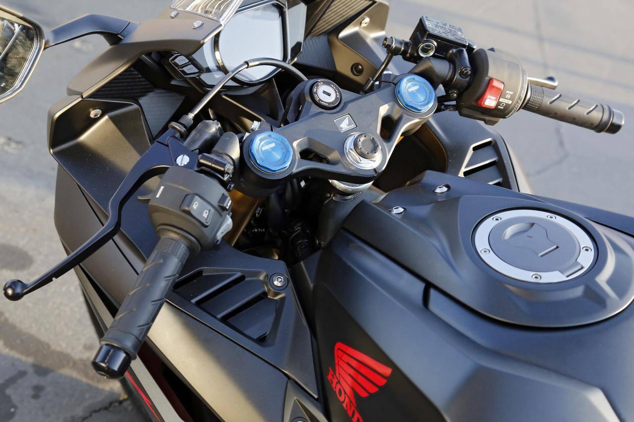 Galery Foto Honda CBR250RR Warna Hitam Terbaru Keren Banget HD