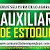 SELEÇÃO DE AUXILIAR DE ESTOQUE COM REMUNERAÇÃO SALARIAL DE R$ 1.100,00