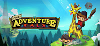 The Adventure Pals Game Logo