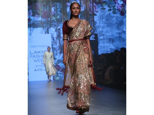 Tarun Tahiliani at Lakme Fashion Week 2017