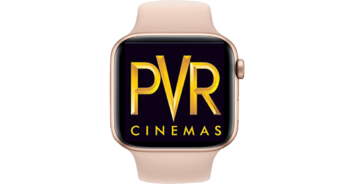 PVR Cinemas Launches Application for Apple Watch