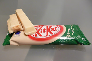 Japanese Ginger Ale Kit Kat