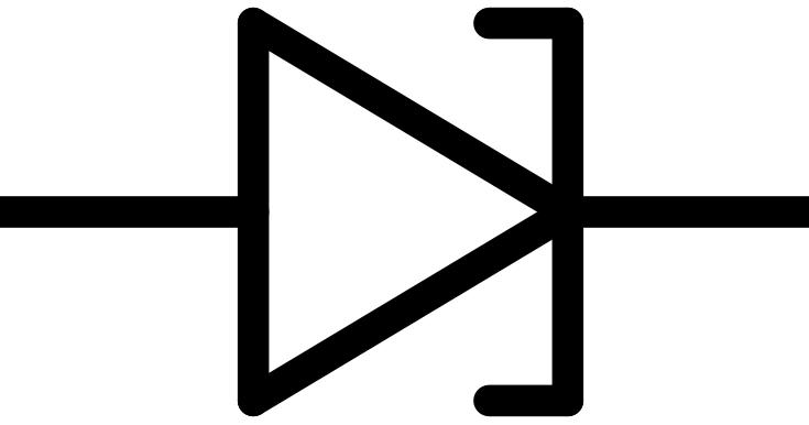 tunnel diode or esaki diode operation  u0026 characteristics