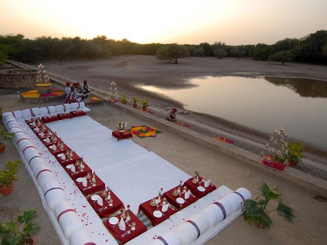 Gajner Palace Bikaner, Rajasthan