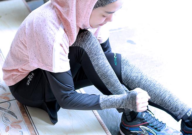 Specs Active Hijab
