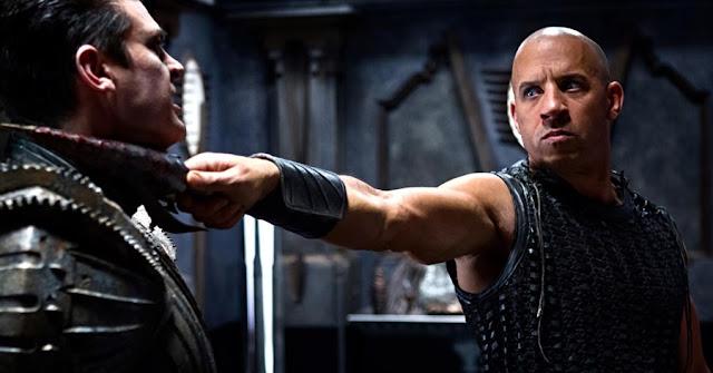 Riddick si Lord Vaako