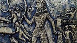 Get to Know the Igigu; Sumerian Gods of Heaven Against Annunnaki
