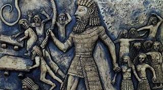 Get To Know The Igigu; Sumerian Gods Of Heaven Against Anunnaki