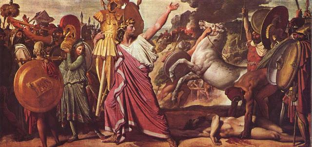 Romulo en la antigua Roma