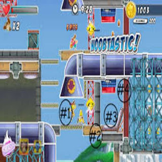 Free Download Super Comboman Game For PC
