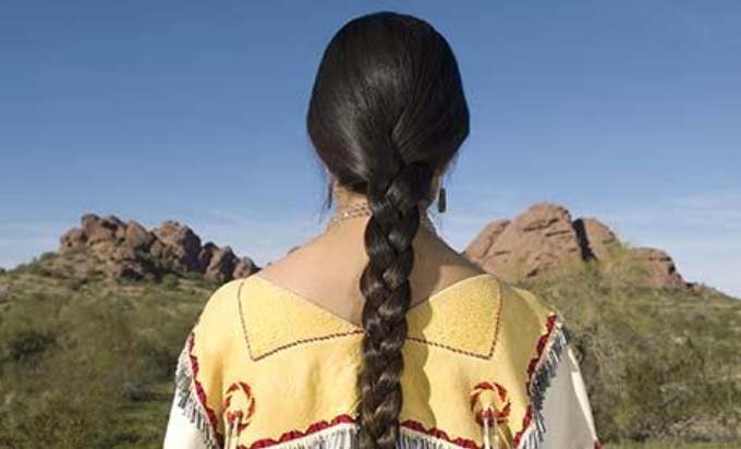 Native American Hairstyles - Trends Hairstyles