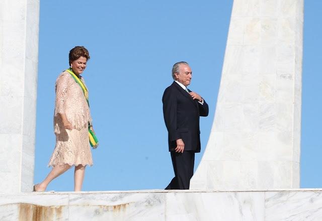 TSE pode julgar já em março ação contra chapa Dilma/Temer