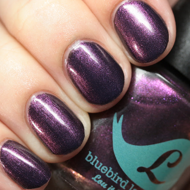 Bluebird Lacquer Practicing Bitchcraft