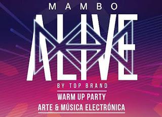MAMBO ALIVE No. 3 2018