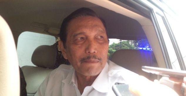 Luhut Minta Anies-Sandi Tanggung Jawab jika Jakarta Tenggelam karena Stop Reklamasi