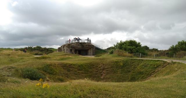 Bunker i cràter