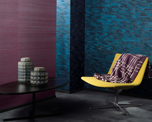 Marshalls Wallcoverings introduces its all New Jungle Inspired collection - Enter the paradise of Nature