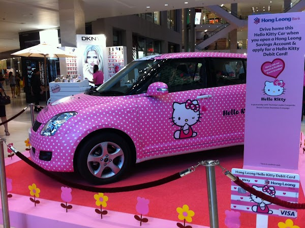 Hong Leong Hello Kitty Card