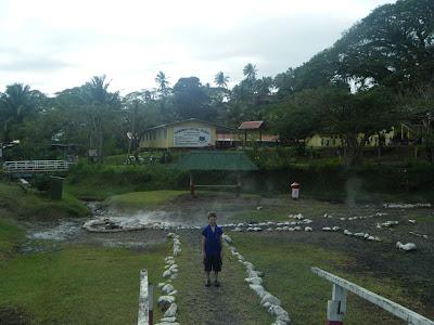Savusavu hot springs