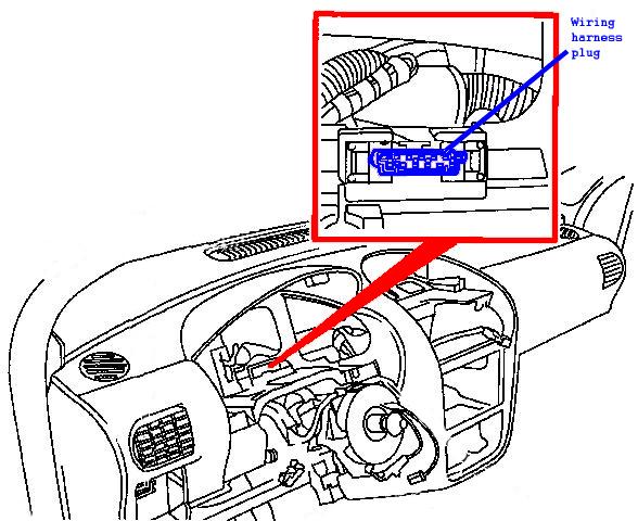 corsa c lights wiring diagram