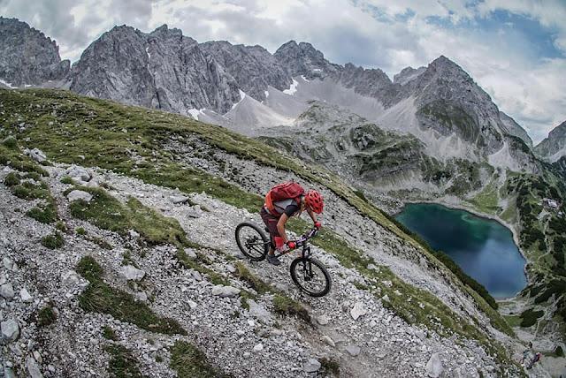 MTB - Mountainbike Tour Grünsteinscharte