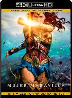 Wonder Woman (2017) 4K UHD HDR Latino [GoogleDrive]