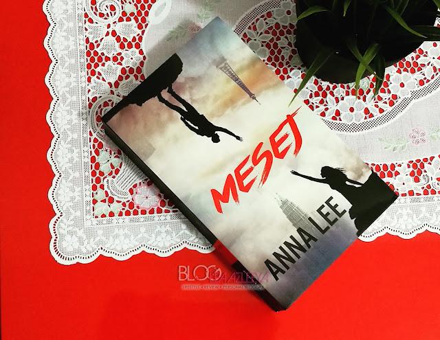 Review Novel | Mesej Dari Anna Lee