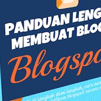 Ebook Gratis Panduan lengkap membuat blog di Blogspot