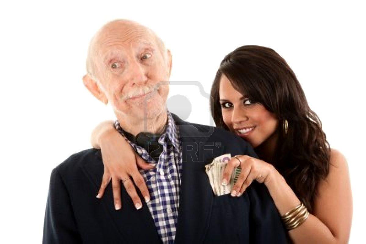 Alte frauen junge manner dating