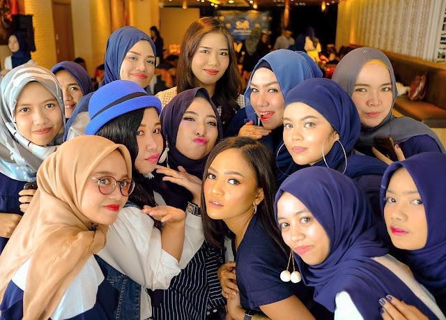 Safi Blogger Gathering Banjarmasin