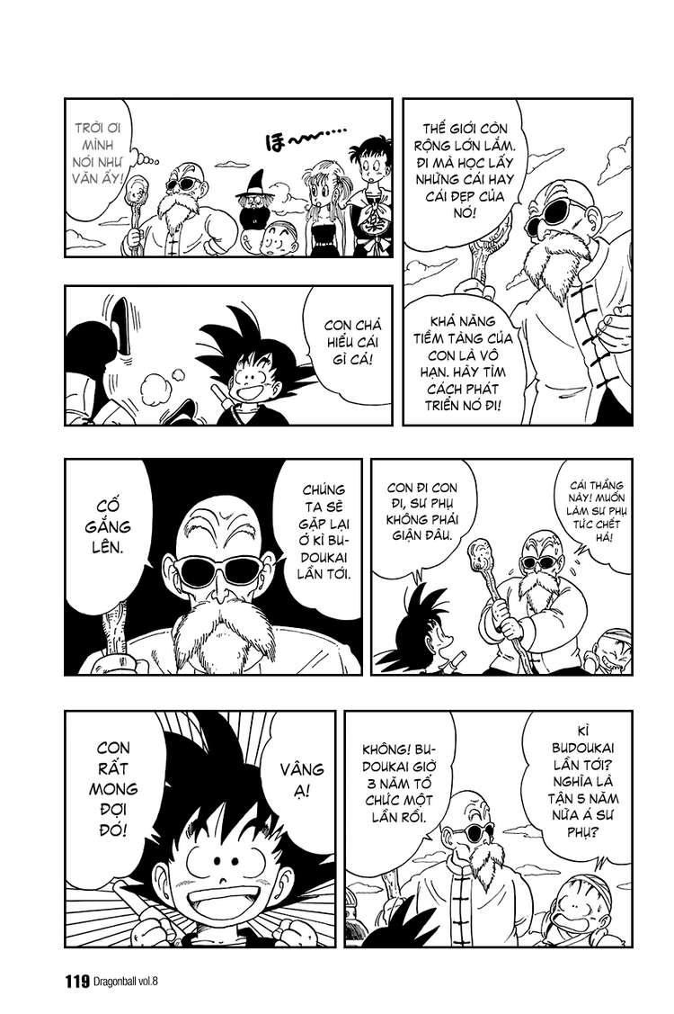 Dragon Ball chap 112 trang 12