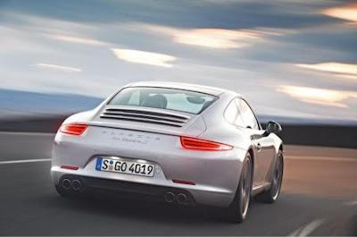 Última versión Porsche 911
