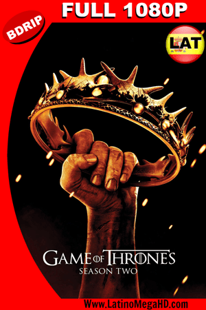 Game Of Thrones Temporada 2 (2012) Latino Full HD BDRIP 1080P ()