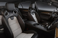 Cadillac CTS-V Sedan Pedestal Edition (2019) Interior