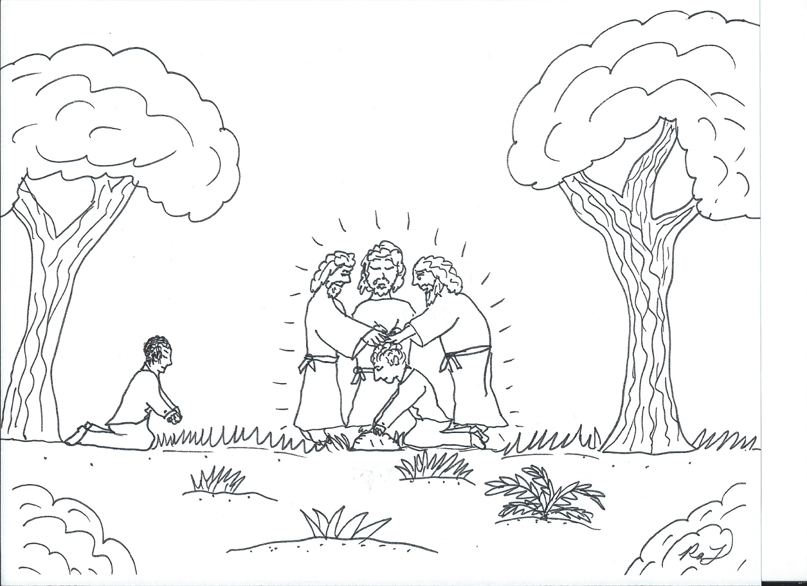 Robin S Great Coloring Pages Joseph Smith And Brigham