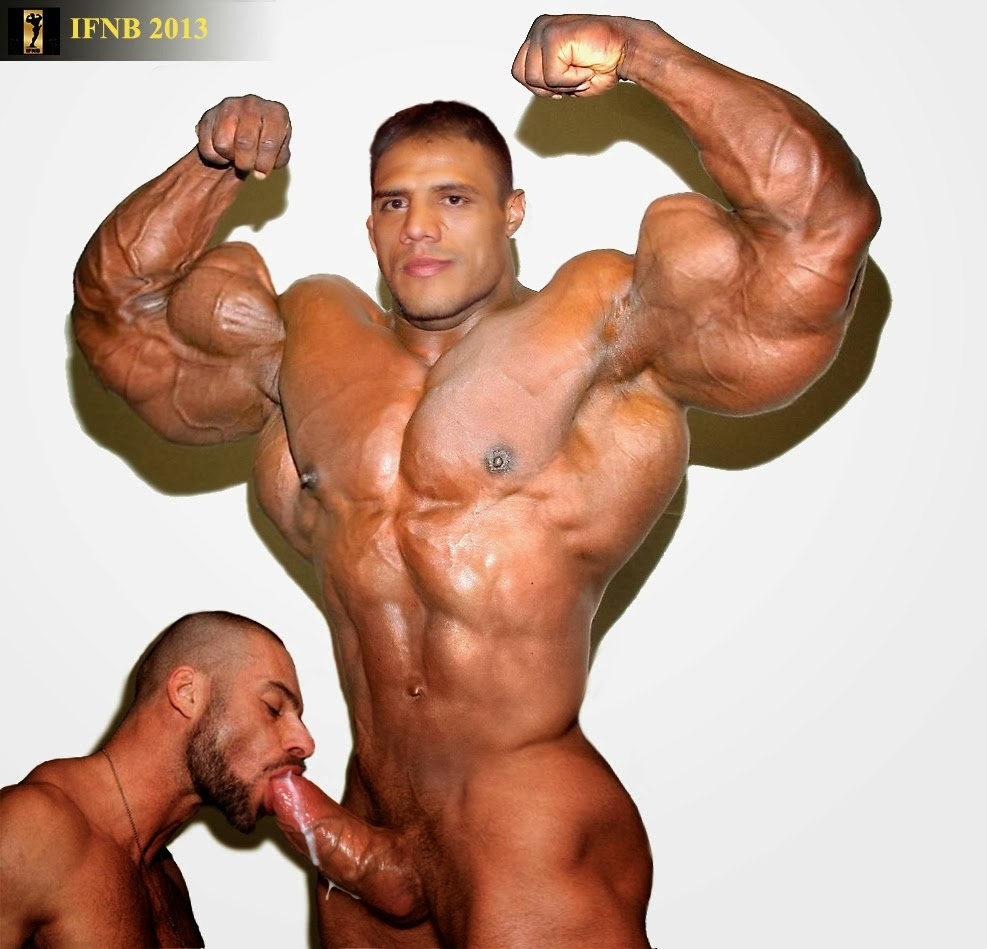 Cock Muscles 39