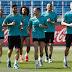Depois de vencer o Bayern, Real Madrid volta a treinar na Espanha