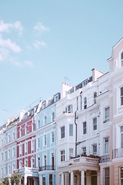 Londres, août 2018 - Marion Romain