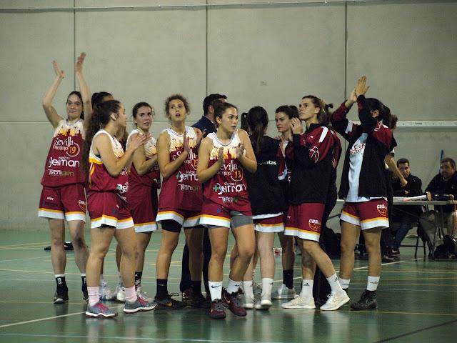 El Beiman Baloncesto Sevilla Femenino vence al Cádiz CB Gades