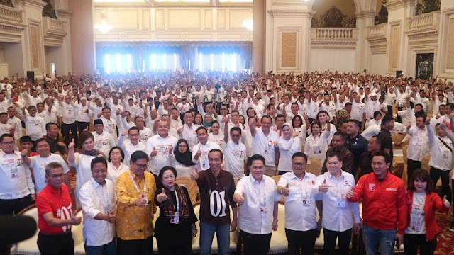 Perpecahan di Kubu Jokowi Makin Nyata