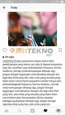 cara copy paste tulisan di instagram 7