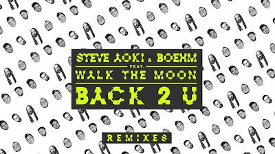 Steve Aoki & Boehm - Back 2 U ft. WALK THE MOON ( FTampa Remix ) Ultra Music