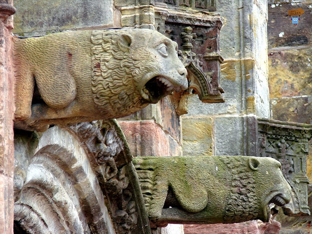 Rosslyn Chapel - Detalle