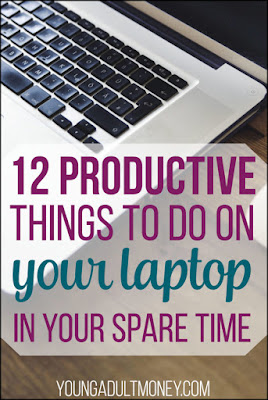 Things To Do On A Laptop